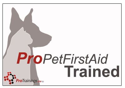 Pro Pet First Aid logo